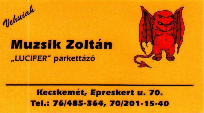 Muzsik Zoltán