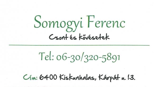 Somogyi Ferenc