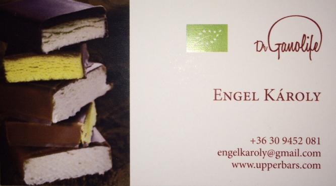 BIO CSOKOLÁDÉ GYÁRTÁS UPPERBARS Engel Károly   Organic chocolate production   UPPERBARS Charles Engel