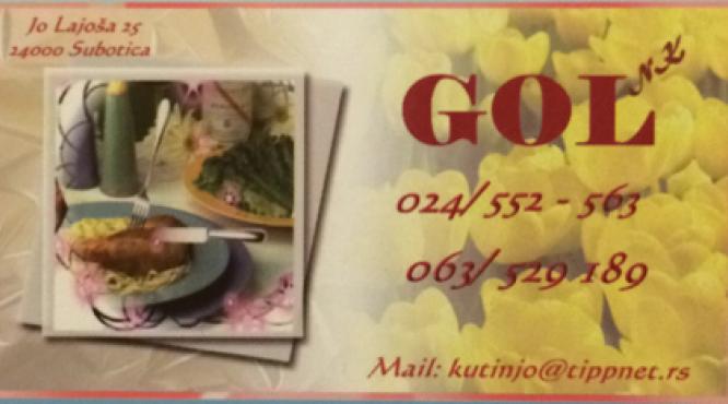GOL Restaurand Subotica
