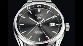 TAG HEUER – Carrera Calibre 7 Twin-Time