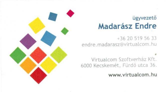 INTERACTIVE Software KECSKEMÉT MADARÁSZ Endre