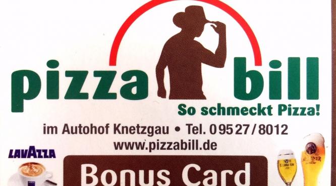 Pizzabill Restaurant Knetzgau