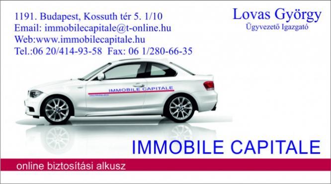 Biztosítás Kispest Immobile Capitale Biztosítási Alkusz