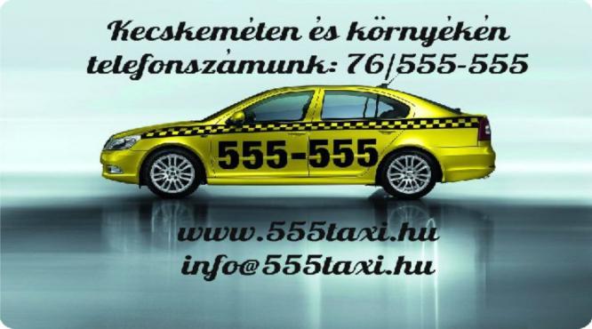 Kecskemét Taxi