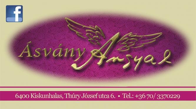 Ásvány Angyal Kátai-Benedek Tímea