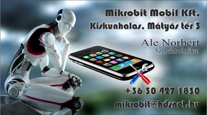 Mobiltelefonszervíz Kiskunhalas Ale Norbert