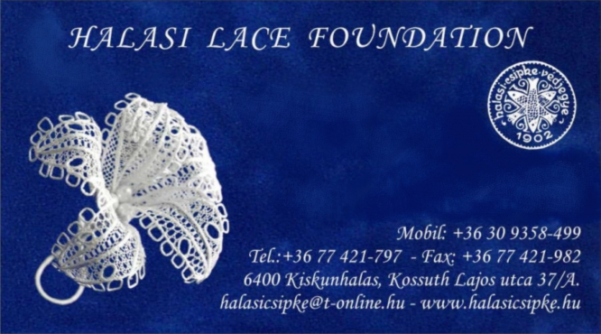 HALASI LACE FOUNDATION