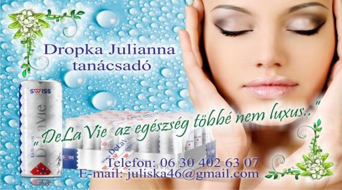 De La Vie rendelés Szeged Dropka Julianna