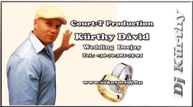 Kürty David DJ