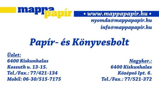 Mappa-Papír Kft.