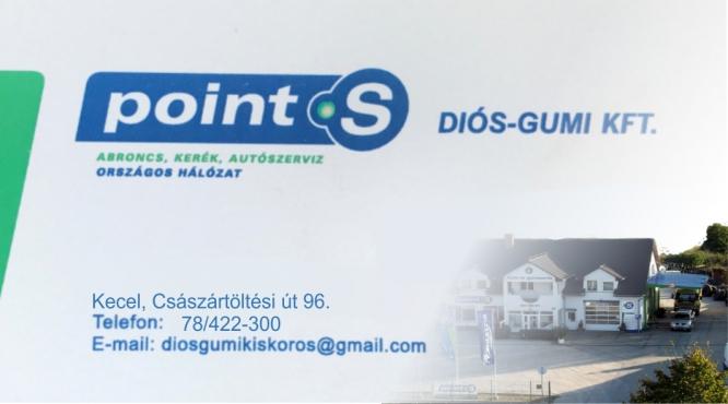Kecel Dios Gumi személy és teherautó gumiszerelés futómű beállítás