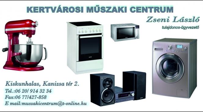Kertvárosi Műszaki Centrum Kiskunhalas