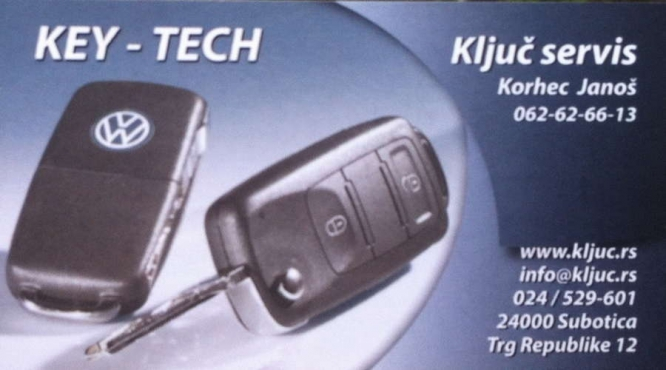 KEY TECH Korhec Janos